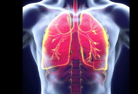 Nanoparticles In Mucus Acts As An Indicator of COPD Progression